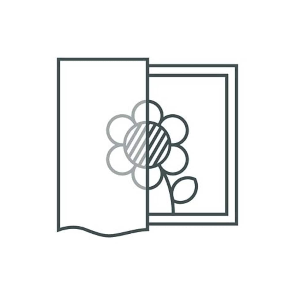 HOME WOHNIDEEN Scheibengardine »WEIHNACHTSWICHTEL«, HxB: 45x120