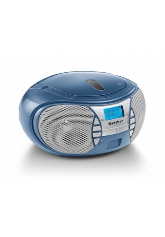 Karcher CD-Player »RR 5025-C«, (CD 1 W) kaufen