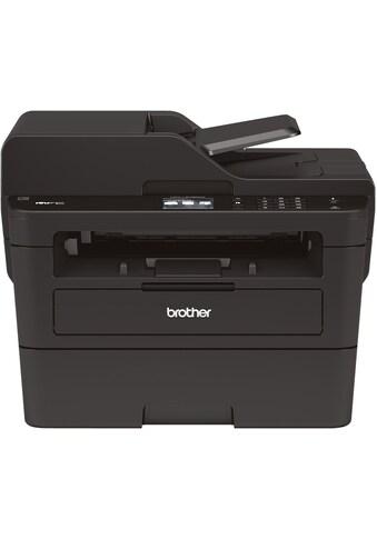 Brother Monolaser - Multifunktionsdrucker »MFC - L2730DW 4in1« kaufen