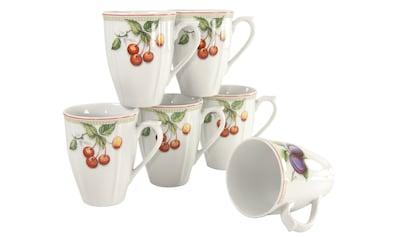 CreaTable Becher »Flora Orchard«, (Set, 6 tlg.) kaufen