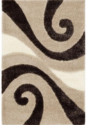 OCI DIE TEPPICHMARKE Hochflor-Teppich »Space Shaggy«, rechteckig, 50 mm Höhe, Wohnzimmer kaufen