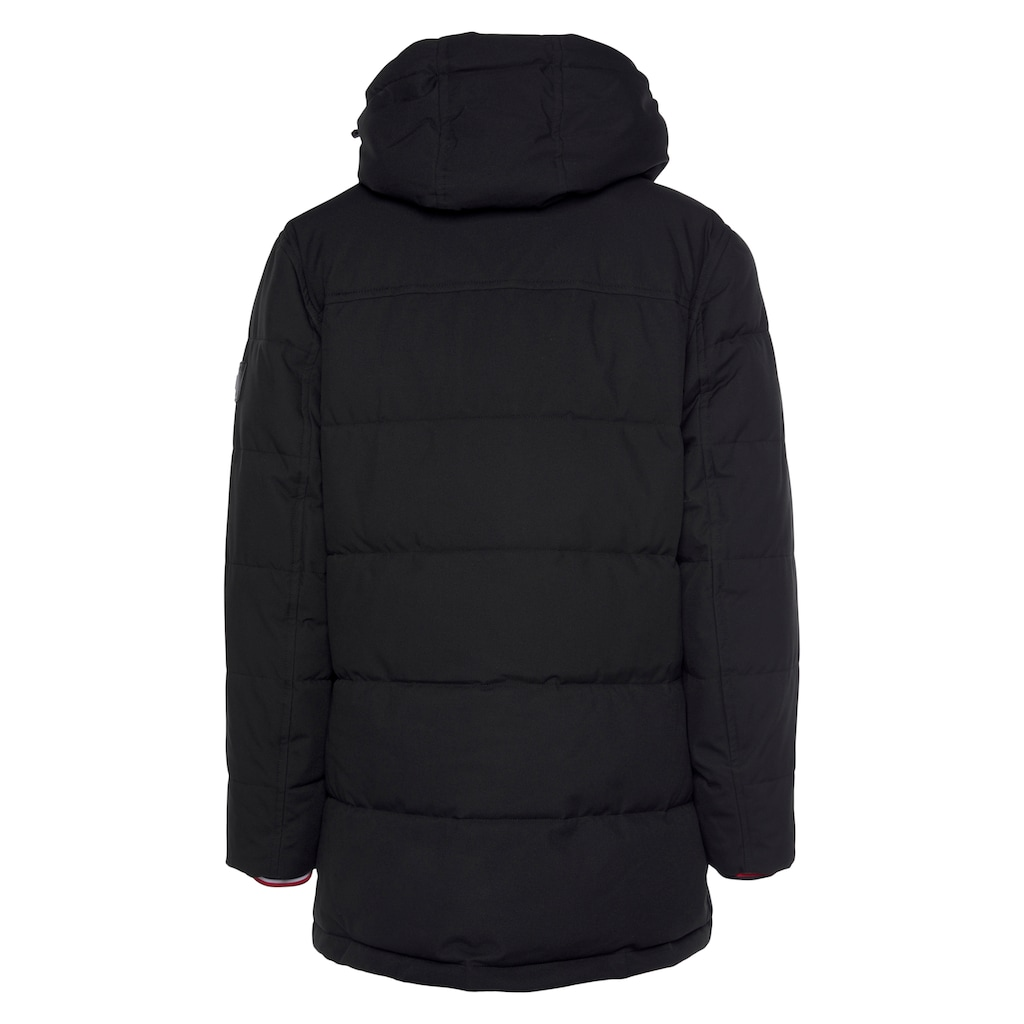 TOMMY HILFIGER Parka »REMOVABLE FUR HOODED PARKA«