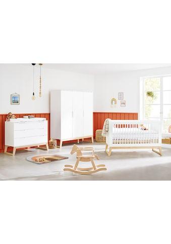 Pinolino® Babyzimmer-Komplettset »Bridge«, (Set, 3 tlg.), breit, groß; Made in Europe kaufen