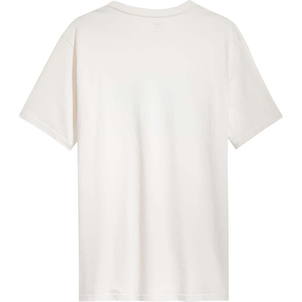 Levi's® T-Shirt, in unifarben