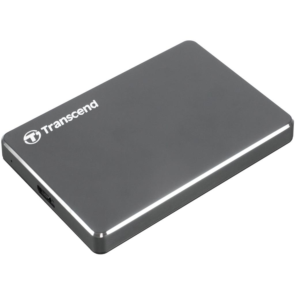 Transcend externe HDD-Festplatte »StoreJet 25C3N«