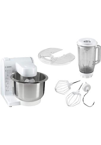 BOSCH Küchenmaschine MUM4409, 500 Watt, Schüssel 3,9 Liter kaufen