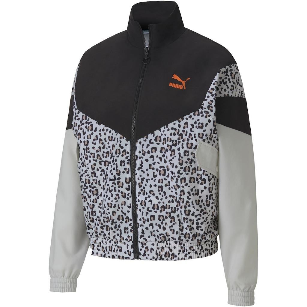 PUMA Trainingsjacke »TFS Track Jacket AOP Woven«