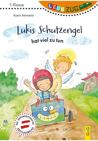 Buch »LESEZUG/1. Klasse: Lukis Schutzengel hat viel zu tun / Karin Ammerer, Steffie... kaufen