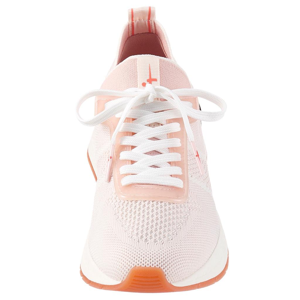 Tamaris Slip-On Sneaker »Fashletics«, mit Wechselfußbett