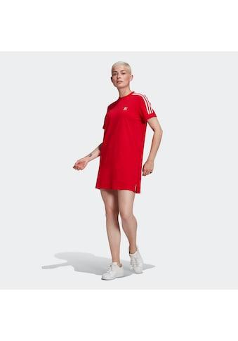 adidas Originals Shirtkleid »ADICOLOR CLASSICS ROLL-UP SLEEVE T-SHIRT-KLEID« kaufen