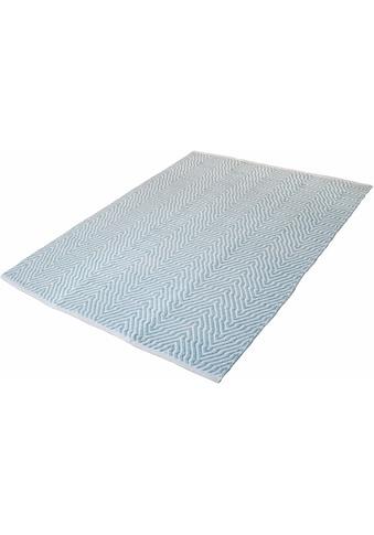 Kayoom Teppich »Aperitif 410«, rechteckig, 7 mm Höhe, Wohnzimmer kaufen