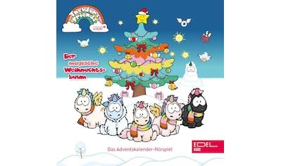 Musik-CD »Der magische Weihnachtsbaum-Hörspiel / Theodor & Friends« kaufen