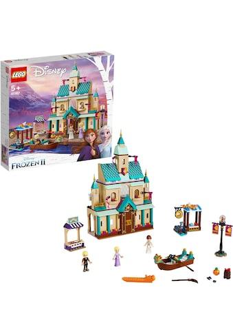 """LEGO® Konstruktionsspielsteine """"Schloss Arendelle (41167), LEGO® Disney Princess"""", Kunststoff, (521 - tlg.) kaufen"""