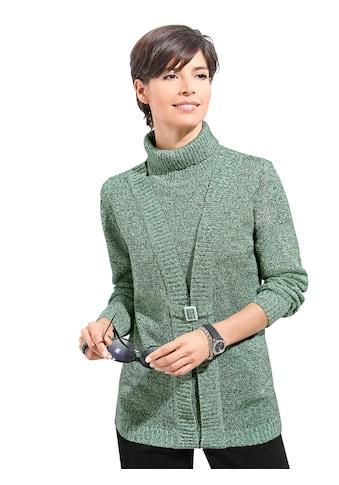 Classic Basics Pullover in 2 - in - 1 - Optik kaufen