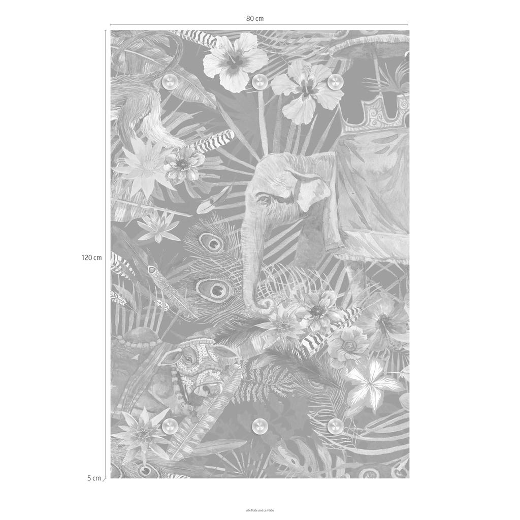 queence Garderobe »Dschungel«