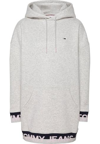 TOMMY JEANS Sweatkleid »TJW BRANDED HEM SWEAT DRESS« kaufen