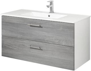 held m bel waschplatz set trento waschtisch breite 100 cm 2tlg bei otto. Black Bedroom Furniture Sets. Home Design Ideas