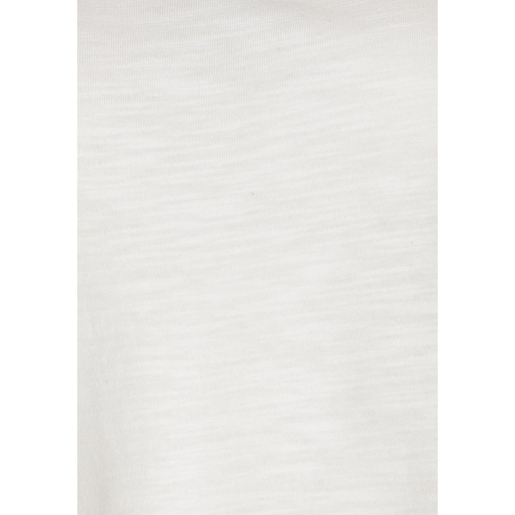 Vivance Spitzentop, mit weicher Häkelspitze im Rücken