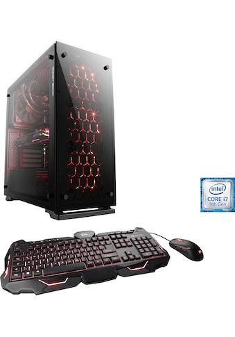 CSL »RGB Gaming Edition T9005« Gaming - PC (Intel®, Core i7, RTX 2070, Wasserkühlung) kaufen