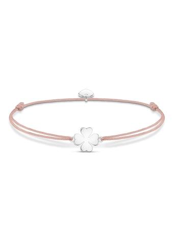 THOMAS SABO Armband »Little Secret Kleeblatt, LS108 - 173 - 19« kaufen