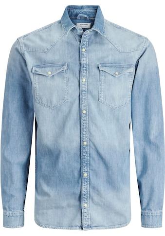 Jack & Jones Jeanshemd »James Shirt« kaufen