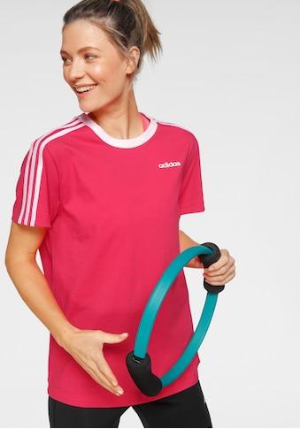 adidas Performance T - Shirt »3 SDTRIPES ESSENTIALS BOYFRIEND TEE« kaufen