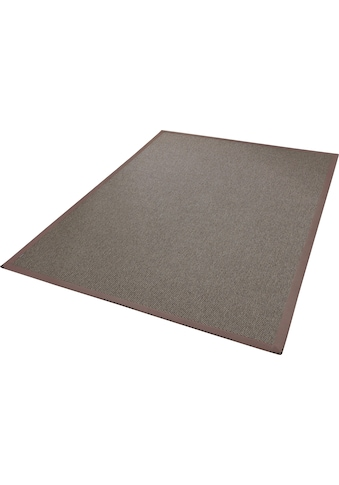 Dekowe Teppich »Naturana Panama«, rechteckig, 8 mm Höhe, Flachgewebe, Sisal-Optik, mit... kaufen