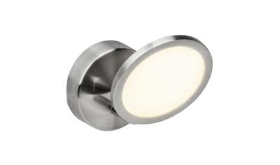 Brilliant Leuchten Pluto LED Wandspot eisen/weiß kaufen