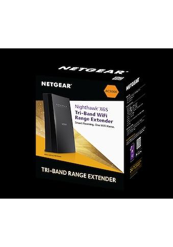 NETGEAR Nighthawk® Tri - Band - WLAN - Repeater X6S »EX8000« kaufen