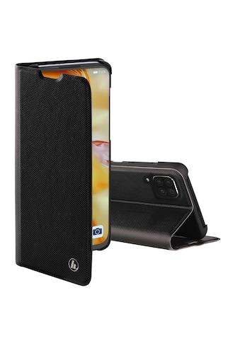 Hama Booklet Slim Pro für Huawei P40 Lite, Schwarz kaufen