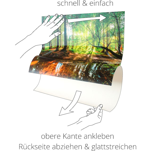 Artland Wandbild »Erfüllung Werkvorlage zum Stocletfries.«