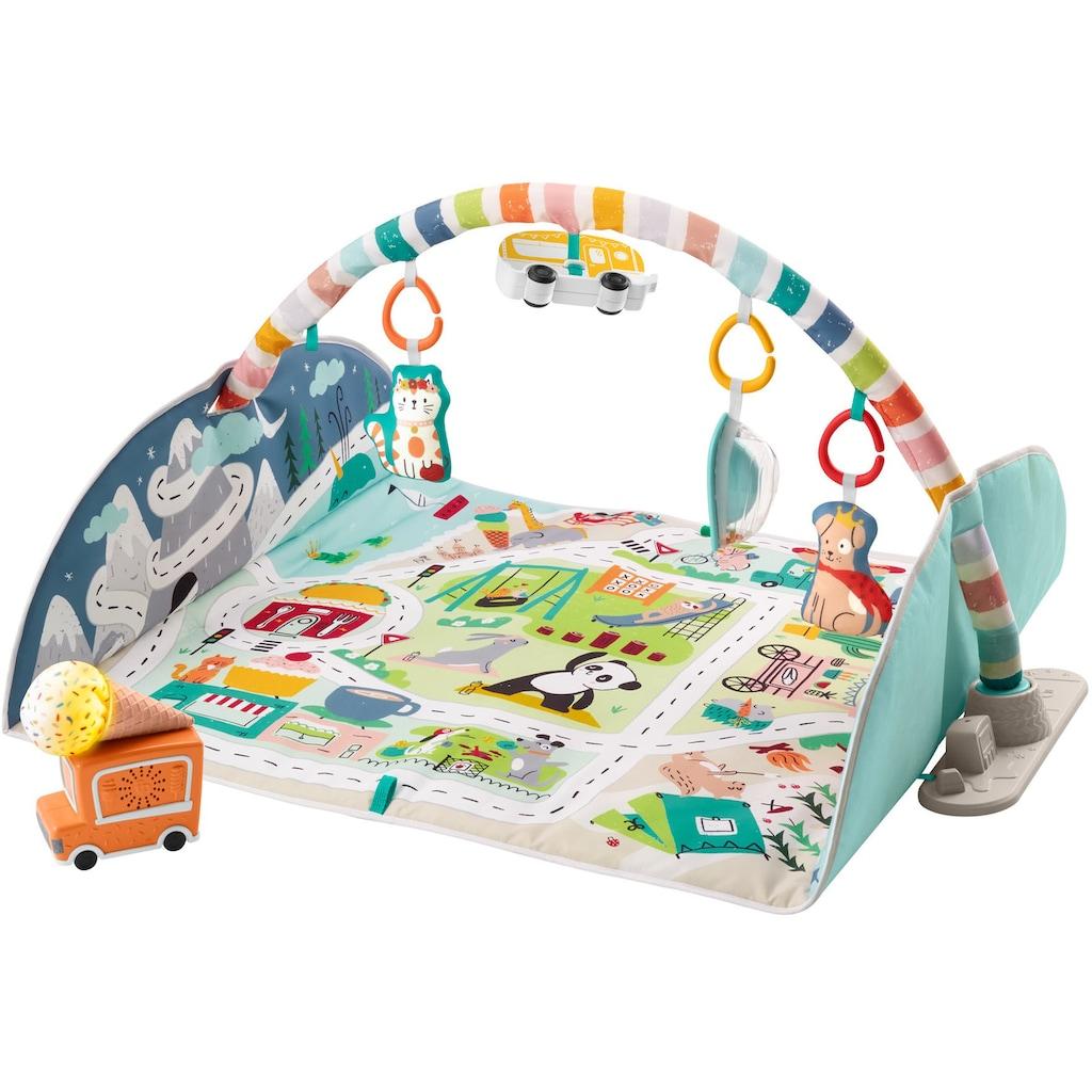 Fisher-Price® Spielbogen »Jumbo Abenteuer«, mit Spieldecke