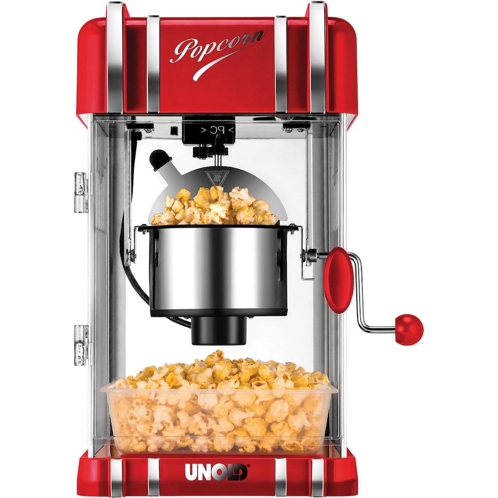 Unold Popcornmaschine »Retro 48535«