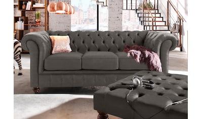 Premium collection by Home affaire Chesterfield-Sofa »Chesterfield«, mit Knopfheftung,... kaufen