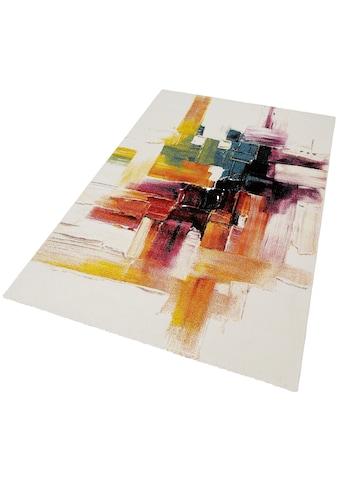 Teppich, »BELIS MULTI«, merinos, rechteckig, Höhe 13 mm, maschinell gewebt kaufen