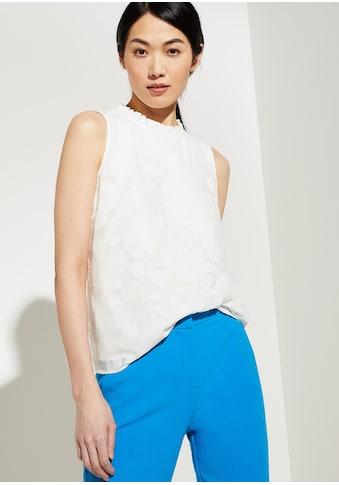 Comma High Neck - Bluse kaufen