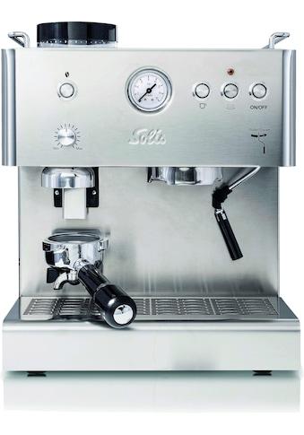 SOLIS OF SWITZERLAND Siebträgermaschine »980.05 Personal Barista Typ 1150« kaufen