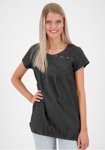 Alife & Kickin T-Shirt »SummerAK«, süßes Jeans-Shirt in Stretchqualität mit... kaufen