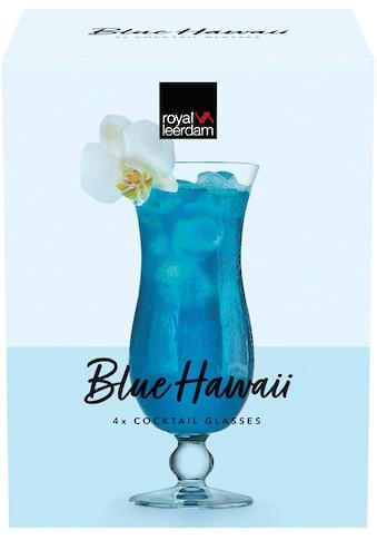 "van Well Cocktailglas ""Blue Hawaii"" (4 - tlg.) kaufen"
