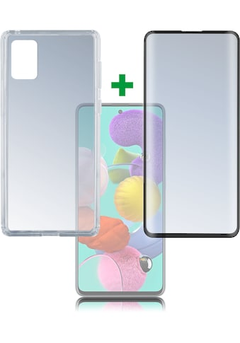 4smarts Handyhülle »360° Premium Protection Set Samsung Galaxy A51« kaufen