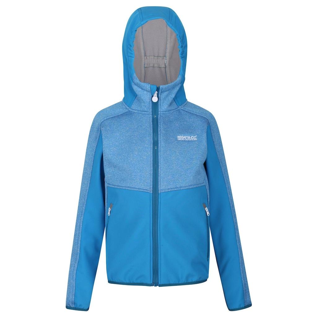 Regatta Softshelljacke »Kinder Bracknell II Softshell Jacke«