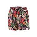 Aniston CASUAL Shorts, mit exotischen Blüten und Blättern bedruckt - NEUE KOLLEKTION