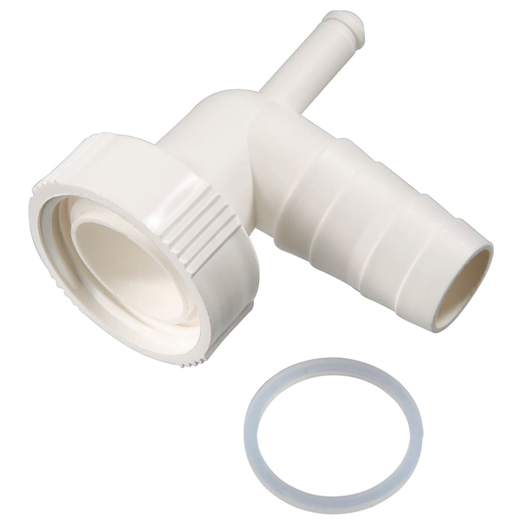 Xavax Siphonanschluss mit Kondensatanschluss