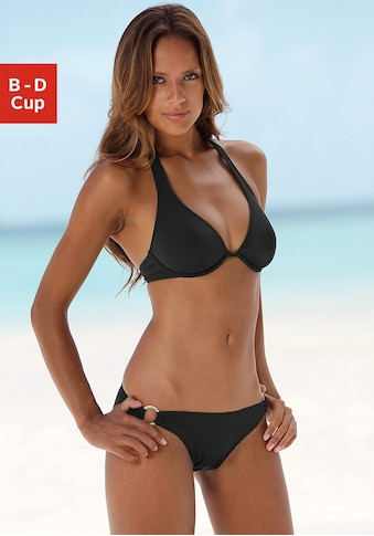 Chiemsee Bügel-Bikini, mit silbernem Zierring kaufen