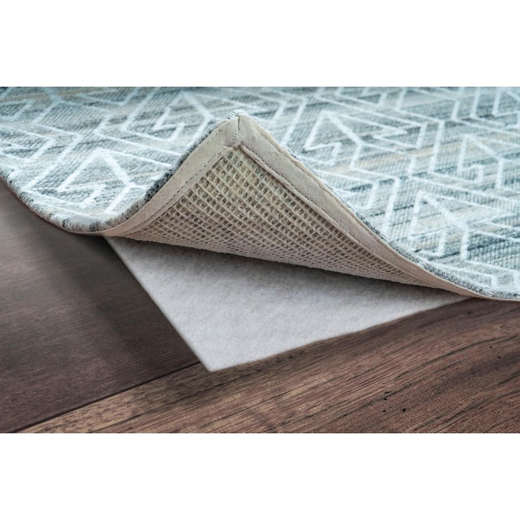 LALEE Antirutsch Teppichunterlage »Anti-Slip 100«, rechteckig, 2,5 mm Höhe, Rutschunterlage, Wohnzimmer
