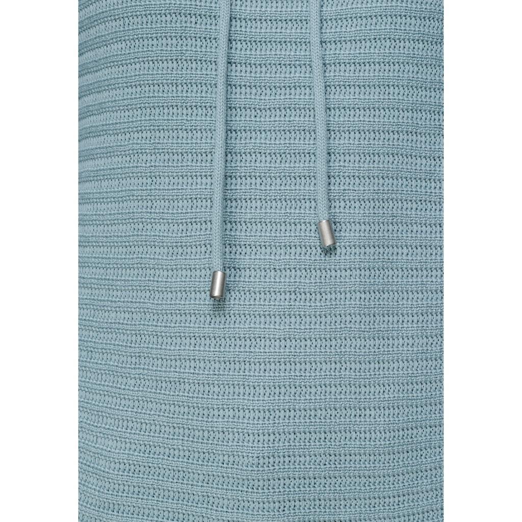 Boysen's Strickpullover, mit Bindebändern