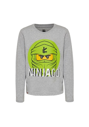 """LEGO® Wear Langarmshirt »CM-51119«, """"mit einen N oder Ninja Kopf Motiv"""" kaufen"""