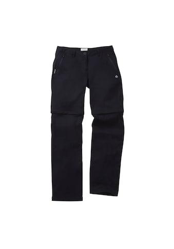 Craghoppers Zip-off-Hose »Outdoor Damen Kiwi Pro Convertible Hose« kaufen