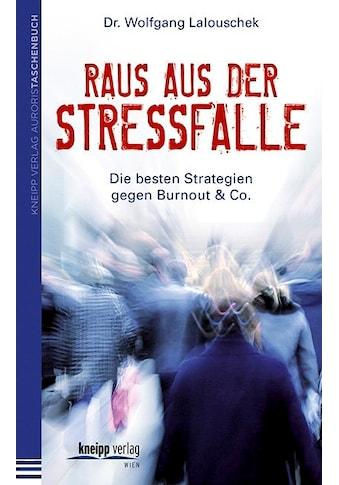 Buch »Raus aus der Stressfalle / Wolfgang Lalouschek« kaufen