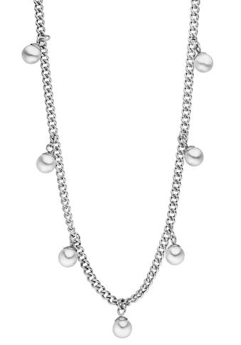 Tamaris Edelstahlkette »Franka, TJ174«, mit synth. Perlen kaufen